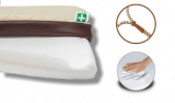 Potah matrace lze snadno sejmout