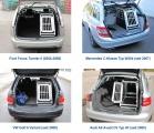 Klec N22 v různých autech