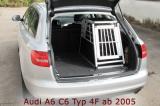 Klec N22 v autě Audi