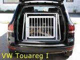 Umístění klece N2 v autě
