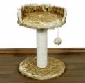 Škrabadlo pro kočky Samoa béžové 51 cm