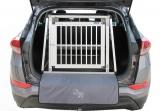 Ochrana nárazníku ke kleci do auta 100x90cm