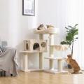 Kočky mohou mít každý měsíc jinak sestavené škrabadlo