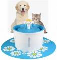 Fontána na pití pro kočky (modrá)