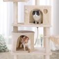 Škrabadlo pro kočky Katanga béžové